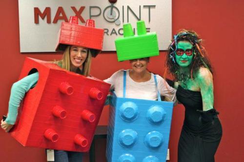 MaxPoint Halloween