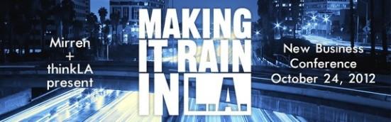 Mirren - thinkLA - Make It Rain in LA